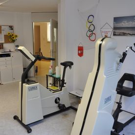 Physiotherapie Steinbach - Trainingsbereich