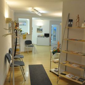 Physiotherapie Steinbach - Empfang